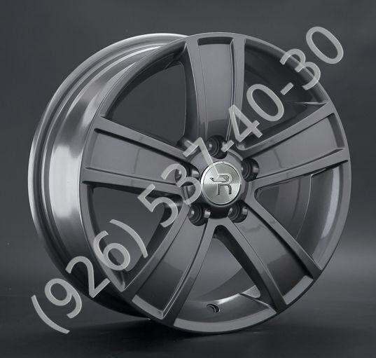 диски skoda 6x15 5x100 et43 d57,1
