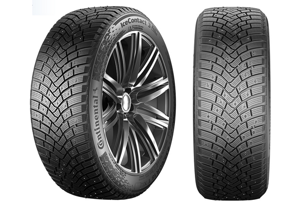 Continental 235/55R19 105T TL XL FR IceContact 3 TR шип.