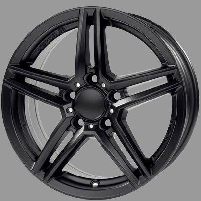 Alutec M10 7,0x16 5/112 ET48 d-66,5 Racing Black