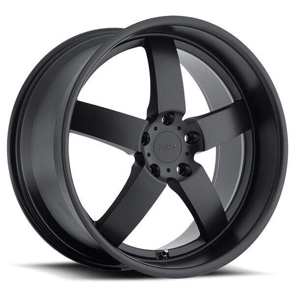 TSW Rockingham 8,0x17 5/112 ET32 d-72 Matt Black