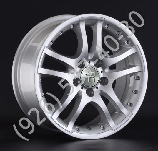 Replica MB42 7.5x17 5x112 ET52.5 D66.6 SF