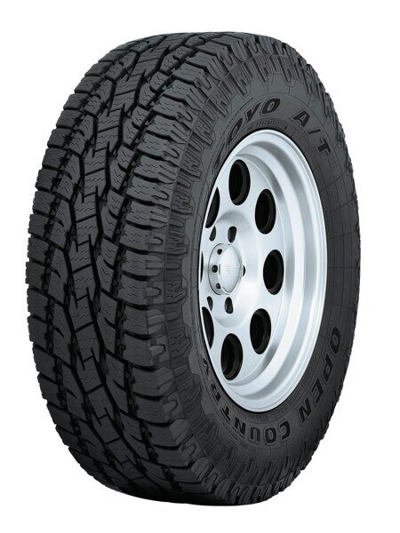 Toyo 255/65R17 110H Open Country A/T Plus