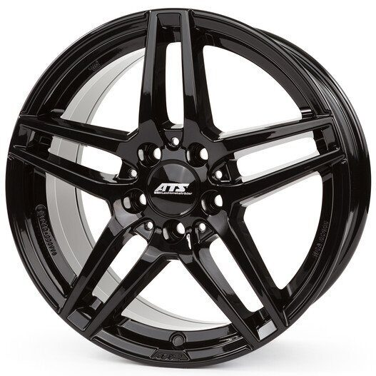 ATS Mizar 6,5x16 5/112 ET38 d-66,5 Diamond Black