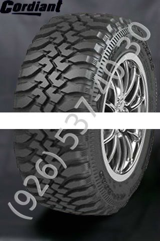 Cordiant 225/75R16 104Q Off Road OS-501