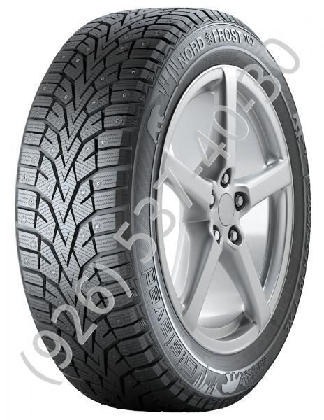 Gislaved  225/50R17 98T XL Nord Frost 100 CD шип.