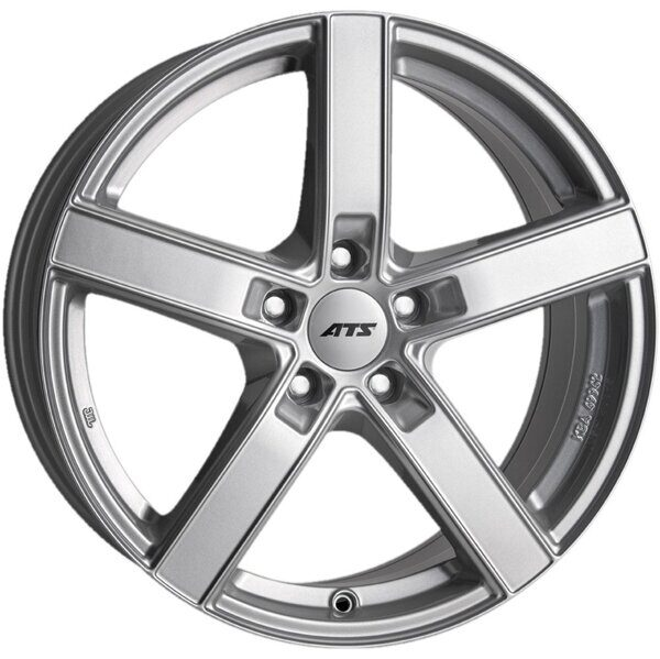 ATS Emotion 7,5x17 5/120 ET43 d-72,6 Polar Silver