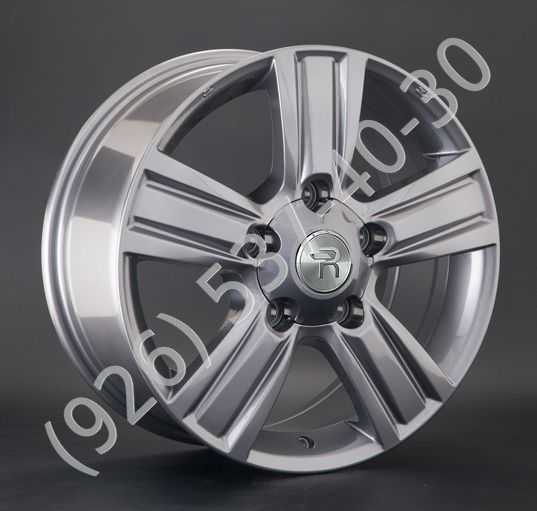 Replica TY117 8.5x20 5x150 ET60 D110.1 GM