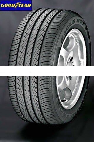 Goodyear 255/50R21 106W Eagle NCT5 * ROF Run Flat