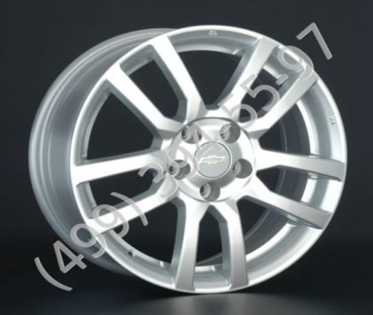Replica GM58 6.5x16 5x105 ET39 D56.6 S