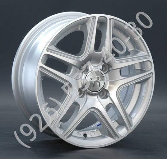 Replica VW192 7.0x16 5x112 ET45 D57.1 SF