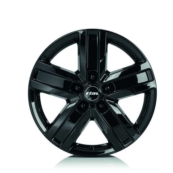 Rial Transporter 7,0x17 5/108 ET45 d-65,1 Diamond Black