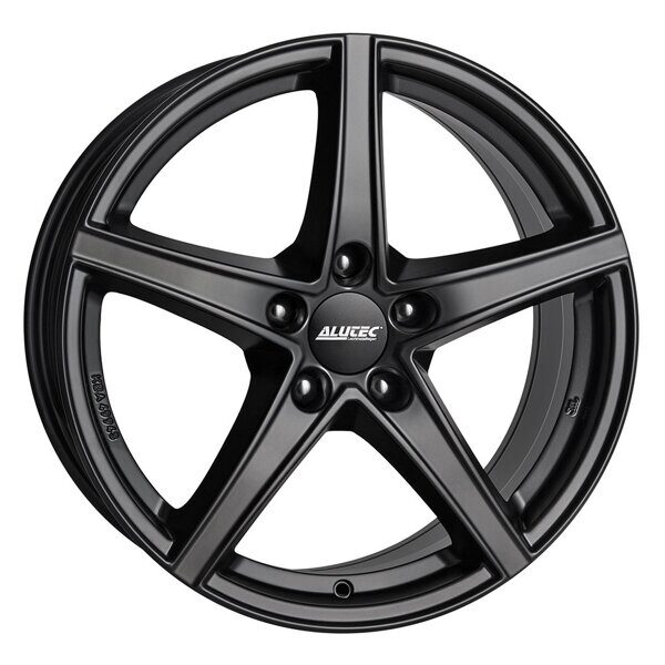Alutec Raptr 8,5x20 5/114,3 ET40 d-70,1 Black Matt