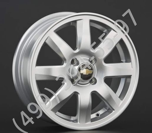 Replica GM15 6x15 4x100 ET49 D56.6 S
