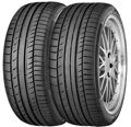 Continental 225/45R17 91W ContiSportContact 5 SSR RunFlat