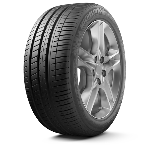 Michelin 255/35ZR19 96Y XL Pilot Sport 3 ZP Run Flat