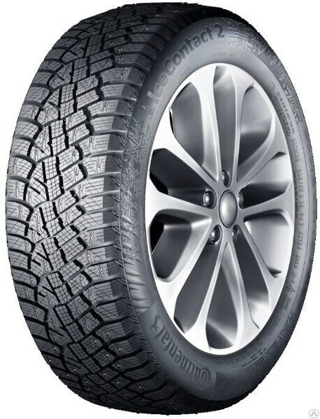 Continental  195/65R15 95T TL XL ContiIceContact 2 KD шип.