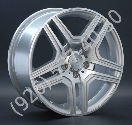 Replica MB67 8.0x18 5x112 ET56 D66.6 SF