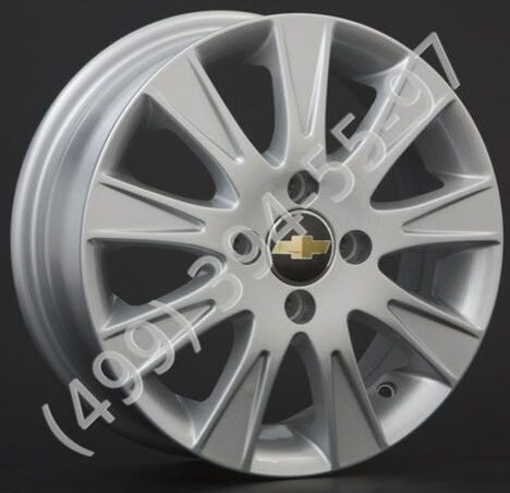 Replica GM12 6x15 4x100 ET45 D56.6 S