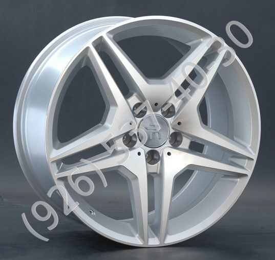 Replica MB96 8.5x18 5x112 ET43 D66.6 SF