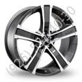 OZ Sahara 5 8,0x17 5/114,3 ET40 d-79 Matt Graphite Diamond Cut