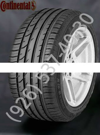 Continental 205/50R17 89H TL FR ContiPremiumContact 2