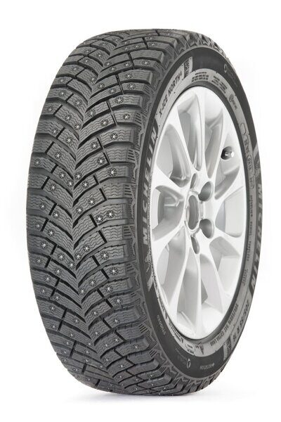 Michelin 265/65R18 114T XL X-Ice North 4 SUV шип.
