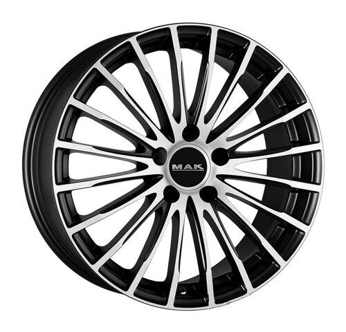 MAK Starlight 7,5x17 5/112 ET30 d-66,6 Ice Black