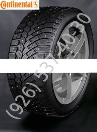 Continental  185/55R15 86T TL XL ContiIceContact BD шип.