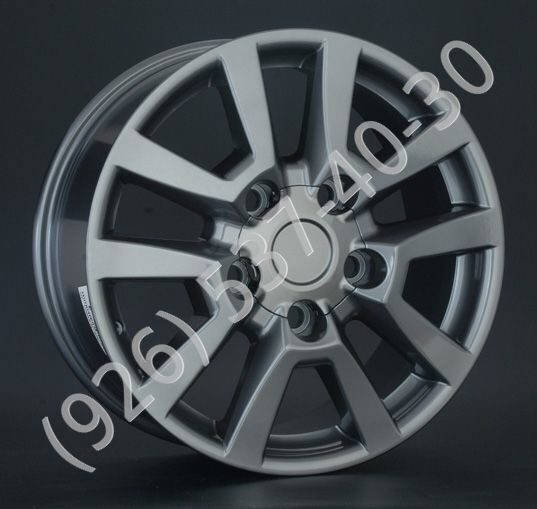 Replica TY106 8.5x20 5x150 ET58 D110.1 GM