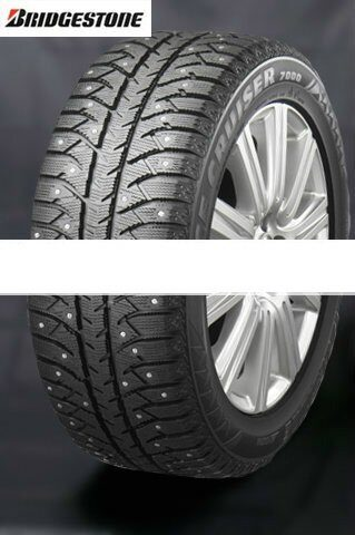 Bridgestone 205/60R16 92T Ice Cruiser 7000 шип.