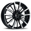 MAK Barbury 8,0x19 5/112 ET28 d-66,45 Ice Black