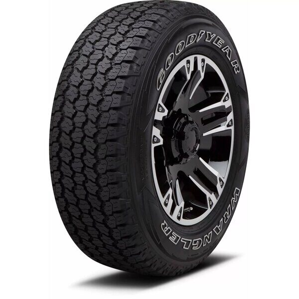 Goodyear 265/60R18 110T Wrangler All-Terrain Adventure With Kevlar