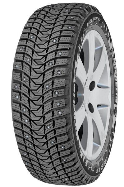 Michelin 185/60R14 86T XL X-Ice North Xin3 шип.