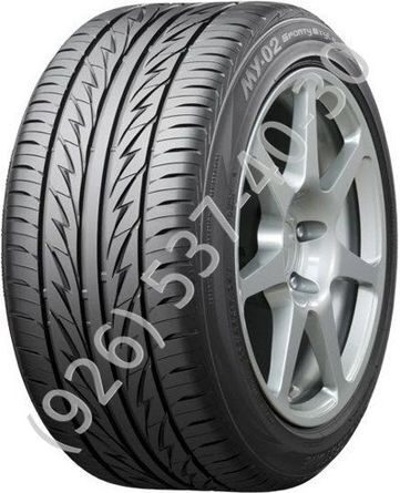 Bridgestone 215/45R17 91V XL MY-02 Sporty Style