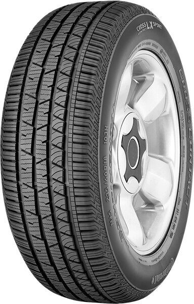 Continental 235/55R19 101H TL FR ContiCrossContact LX Sport AO