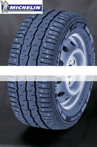 Michelin 195/70R15C 104/102R Agilis X-Ice North шип.