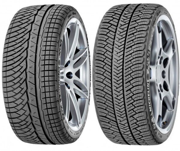 Michelin 265/40R19 98V  Pilot Alpin PA4 NO