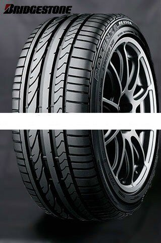Bridgestone 255/40R17 94Y Potenza RE050A * Run Flat