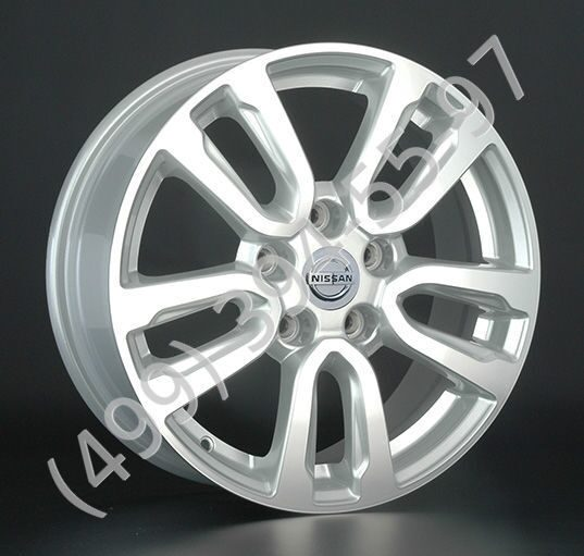Replica NS123 6.5x16 5x114.3 ET40 D66.1 SF