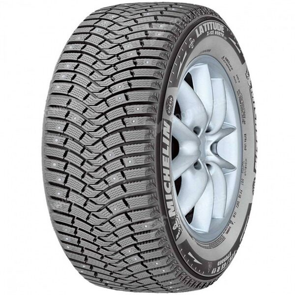 Michelin 225/60R18 104T XL Latitude X-Ice North LXIN2+ шип.