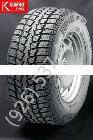 Kumho (Marshal) 235/65R16C 115/113R Power Grip KC-11 Ш.