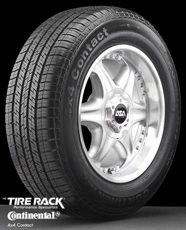 Continental 275/45R19 108V XL TL FR Conti4x4Contact N0