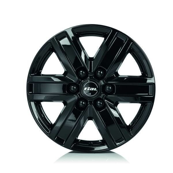 Rial Transporter 6 7,0x17 6/114,3 ET22 d-66,1 Diamond Black