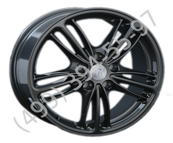 Replica MZ35 7x17 5x114.3 ET60 D67.1 GM