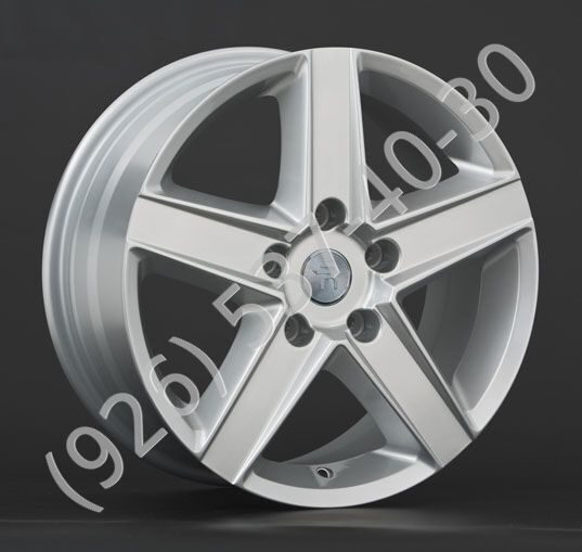 Replica CR5 7.5x17 5x127 ET50.8 D71.6 S (JEEP)
