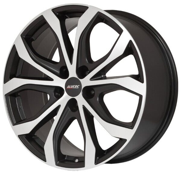 Alutec W10X 8,0x18 5/112 ET53 d-66,5 Racing Black Front Polished