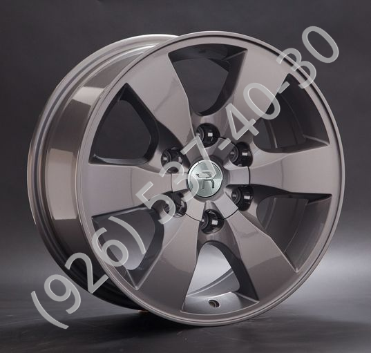 Replica TY63 7.5x17 6x139.7 ET25 D106.1 GM