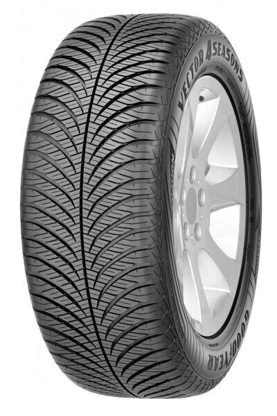 GoodYear 235/45R19 99V XL Vector 4Seasons SUV Gen-2