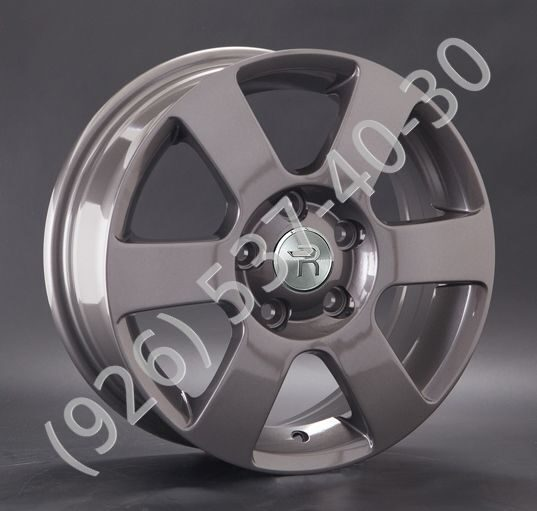 Replica VW207 6.0x15 5x112 ET47 D57.1 GM