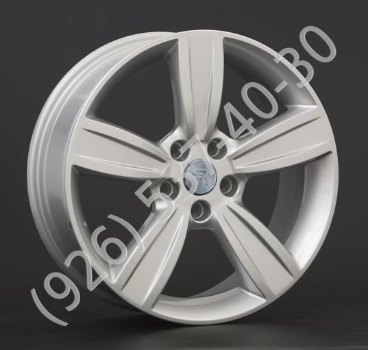Replica CR12 6.5x16 5x114.3 ET39 D67.1 S